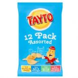 Tayto Assorted Crisps 12 x 25g